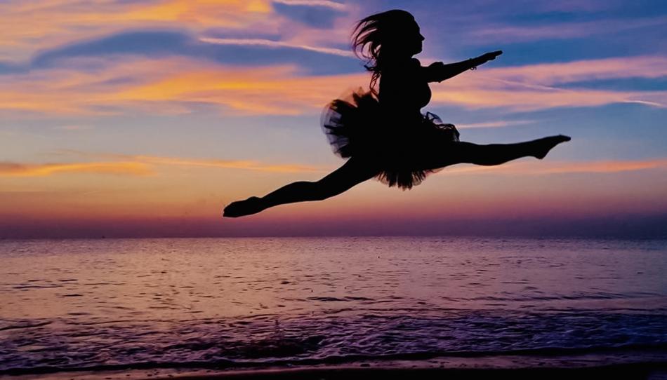 Camilla all'alba per DanzaTrevi